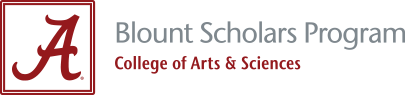 The Blount Scholars Program